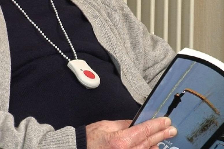 Téléassistance personnes âgées