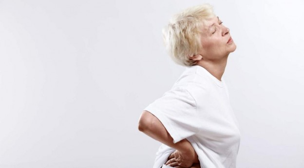 Accompagnement d'un senior souffrant d'arthrose