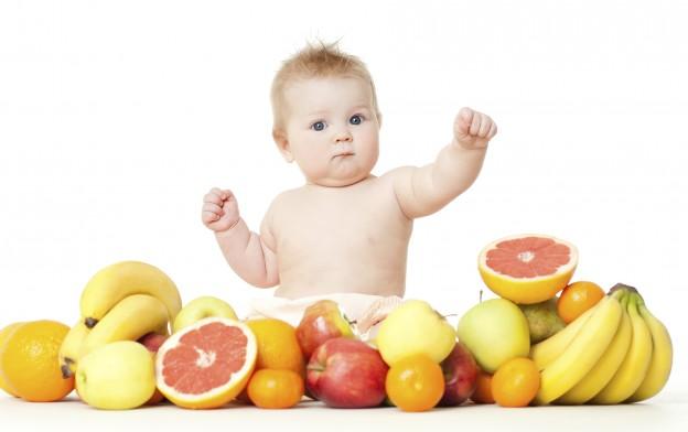 L'alimentation du nourrisson