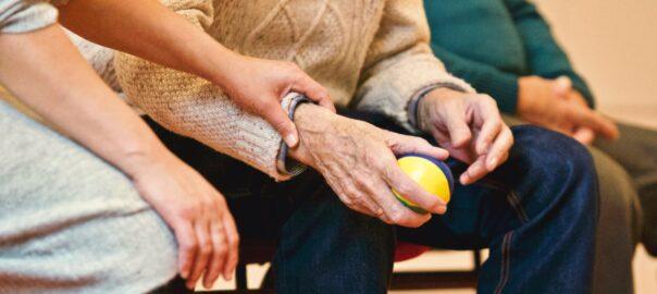 Vous avez un proche atteint de Parkinson ?