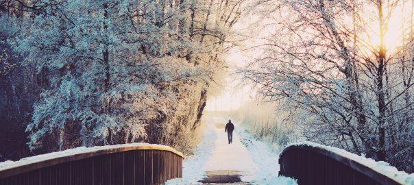 Ne sortez pas seul en hiver