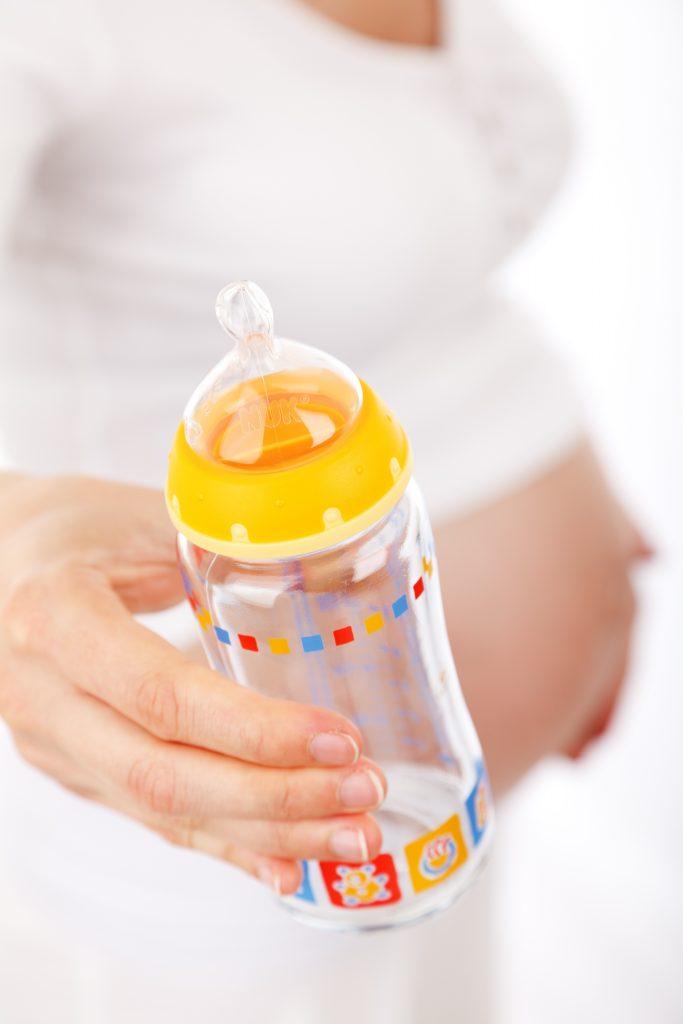 L'alimentation du nourrisson par l'allaitement