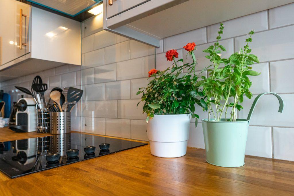 Continuez à cuisiner librement grâce à une cuisine ergonomique adaptée aux handicaps